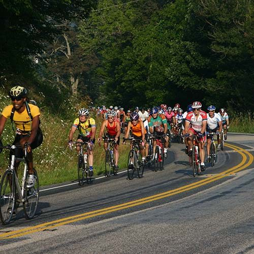 Mountain Mama Road Bike Challenge Photo